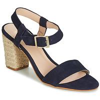 Sapatos Mulher Sandálias Betty London JIKOTIFE Marinho