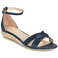 Sapatos Mulher Sandálias Betty London JIKOTIVE Marinho