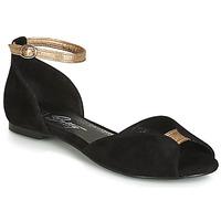 Sapatos Mulher Sandálias Betty London INALI Preto
