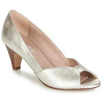Sapatos Mulher Escarpim Betty London JIKOTIZE Prata