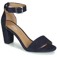 Sapatos Mulher Sandálias Betty London CRETOLIA Marinho