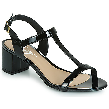 Sapatos Mulher Sandálias Betty London CREPE Preto