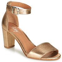 Sapatos Mulher Sandálias Betty London CRETOLIA Ouro