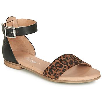 Sapatos Mulher Sandálias Betty London JIKOTIRE Preto