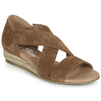 Sapatos Mulher Sandálias Betty London JIKOTE Camel