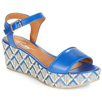Sapatos Mulher Sandálias Betty London JIKOTERE Azul