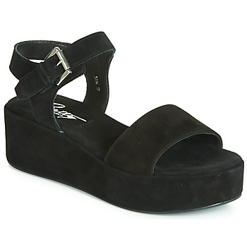 Sapatos Mulher Sandálias Betty London JIKOTETE Preto