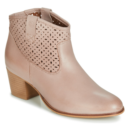 Sapatos Mulher Botins Betty London JIKOTEVE Toupeira