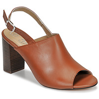 Sapatos Mulher Sandálias Betty London JIKOTEGE Camel