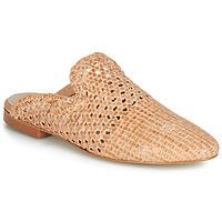 Sapatos Mulher Chinelos Betty London JIKOTEXE Camel
