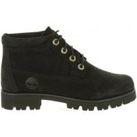 Sapatos Mulher Botins Timberland A1VM1 HERITAGE Negro