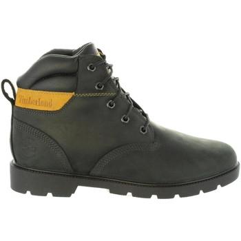 Sapatos Criança Sapatos de caminhada Timberland A1I2C LEAVITT Negro