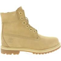 Sapatos Mulher Sapatos de caminhada Timberland A1K3Y 6IN PREMIUM NATURAL Beige