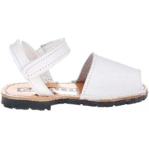 Sapatos Criança Sandálias Garatti PR0051 Blanco
