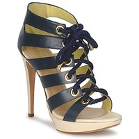 Sapatos Mulher Sandálias Pollini PA1609CC1V Azul