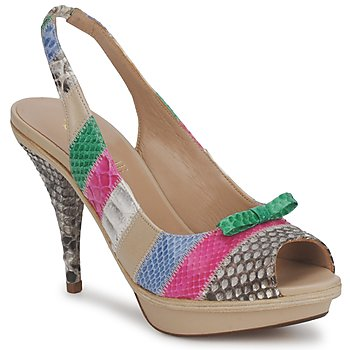 Sapatos Mulher Sandálias Fericelli NIADIK Multicolor