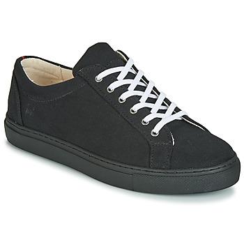 Sapatos Homem Sapatilhas Dream in Green JAKAMIE Preto