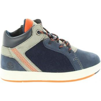 Sapatos Rapaz Botas baixas Timberland A1URG DAVIS Azul