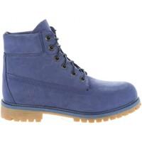 Sapatos Criança Sapatos de caminhada Timberland A1VCV 6 IN PREMIUM Azul