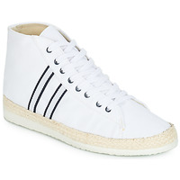 Sapatos Mulher Sapatilhas de cano-alto Ippon Vintage BAD HYLTON Branco