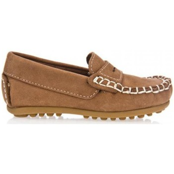 Sapatos Rapaz Mocassins Garatti PR0055 Beige