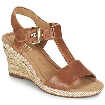 Sapatos Mulher Sandálias Gabor FIULI Conhaque