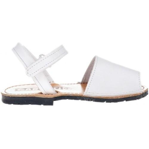 Sapatos Criança Sandálias Garatti AN0072 Blanco
