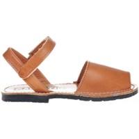 Sapatos Criança Sandálias Garatti AN0072 Beige