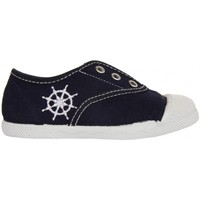 Sapatos Criança Sapatilhas Cotton Club CC0001 Azul
