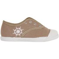 Sapatos Criança Sapatilhas Cotton Club CC0002 Beige
