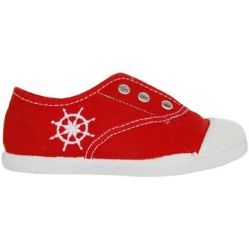 Sapatos Criança Sapatilhas Cotton Club CC0002 Rojo