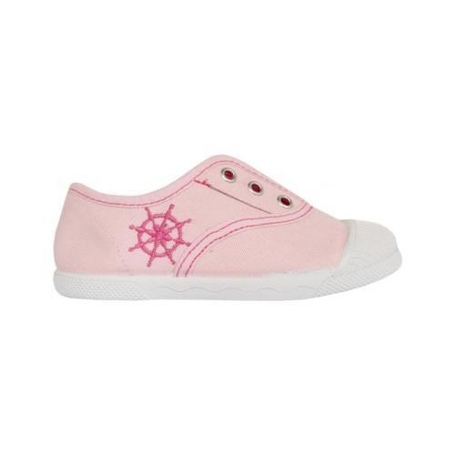 Sapatos Criança Sapatilhas Cotton Club CC0002 Rosa