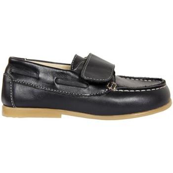 Sapatos Rapaz Sapato de vela Garatti PR0049 Azul