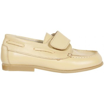 Sapatos Rapaz Sapato de vela Garatti AN0071 Beige