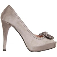 Sapatos Mulher Escarpim Top Way B022243-B7200 Gris