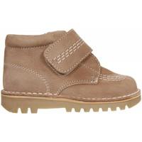 Sapatos Rapaz Botas baixas Garatti PR0045 Beige