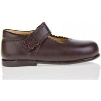 Sapatos Rapariga Sabrinas Garatti PR0043 BROWN Marrón