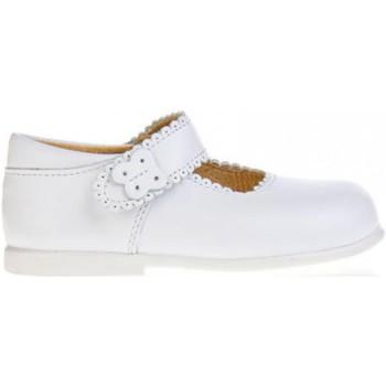 Sapatos Rapariga Sabrinas Garatti PR0043 Blanco