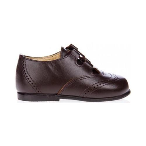 Sapatos Criança Richelieu Garatti PR0044 Marrón
