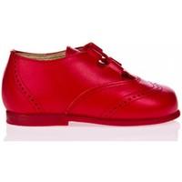 Sapatos Criança Richelieu Garatti PR0044 Rojo