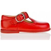 Sapatos Rapaz Sabrinas Garatti PR0047 Rojo