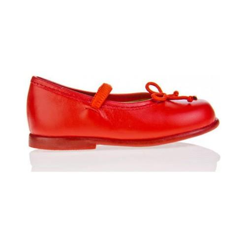 Sapatos Rapariga Sabrinas Garatti PR0048 Rojo