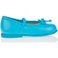 Sapatos Rapariga Sabrinas Garatti PR0048 TURQUESA Turquesa