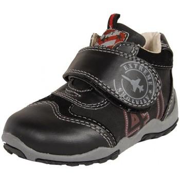 Sapatos Rapaz Sapatilhas Active Kids 161730-B1150 Negro