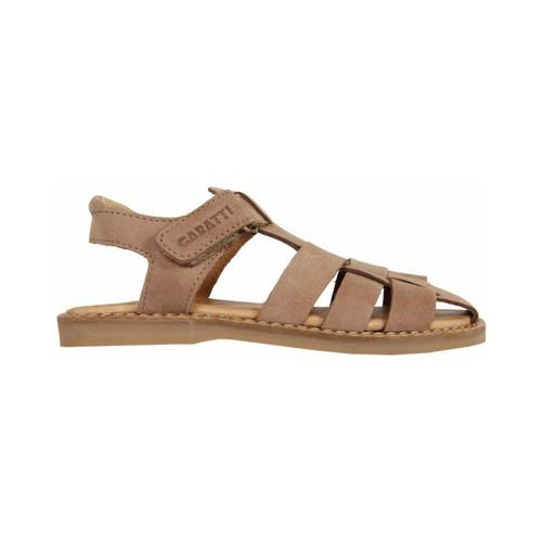 Sapatos Rapaz Sandálias Garatti PR0056 Beige