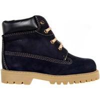 Sapatos Criança Botas baixas Garatti AN0075 Azul