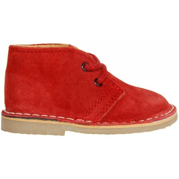 Sapatos Criança Botas baixas Garatti PR0054 Rojo