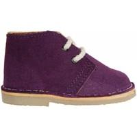 Sapatos Criança Botas baixas Garatti PR0054 Azul
