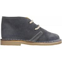 Sapatos Criança Botas baixas Garatti AN0073 Gris