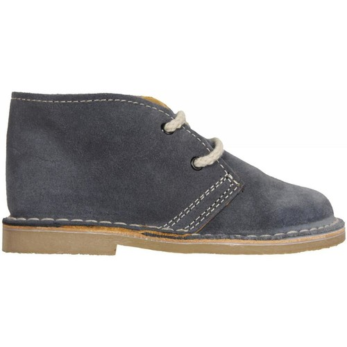 Sapatos Criança Botas baixas Garatti AN0073 GRIS 31 Gris